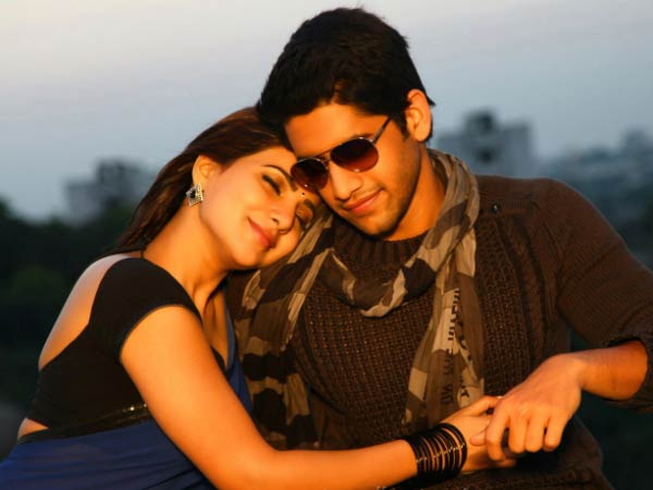 Samantha calls her lover Naga Chaitanya as small hero