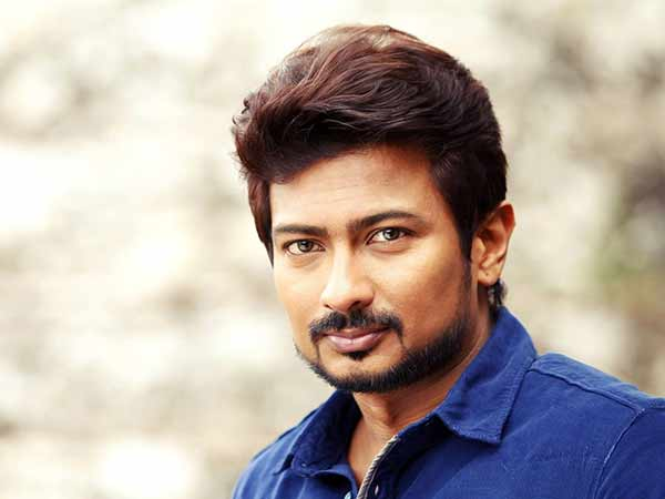 Udhayanidhi follows Rajini