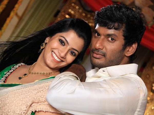 All is over between Varalakshmi and Vishal?