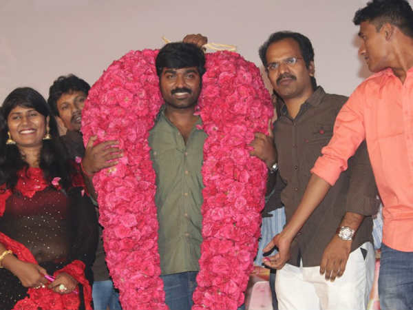 Most Bankable Young Hero award for Vijay Sethupathy