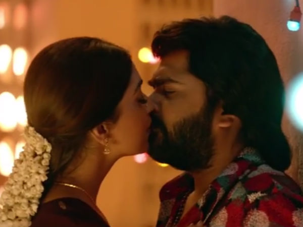 Simbu's AAA teaser is a huge hit