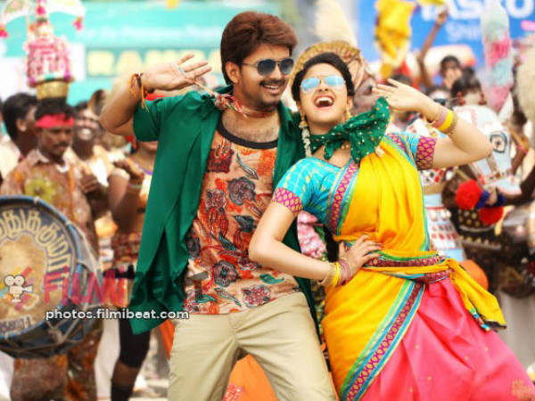 What do you like about Bairavaa teaser?