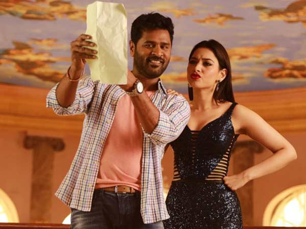 Prabhu Deva speaks on Devi movie