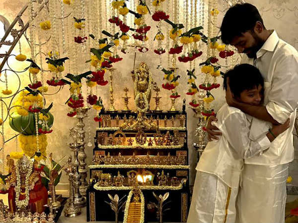Dhanush's son Yathra turns 10 today