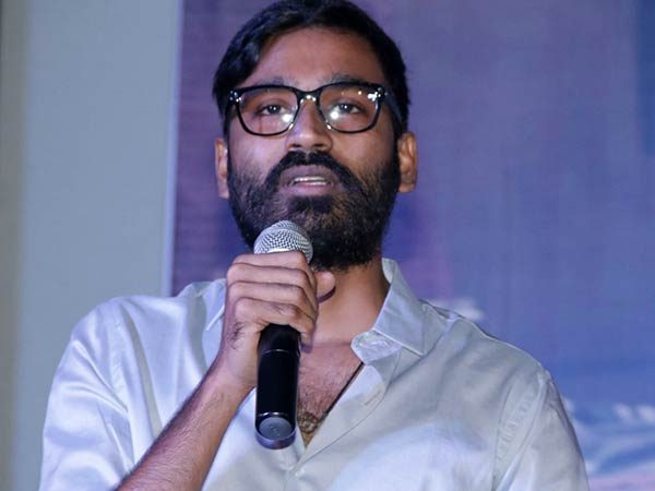 Kodi is a political movie, says Dhanush
