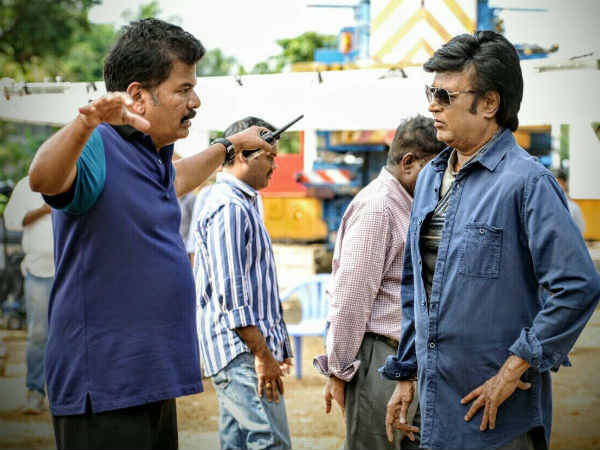 Rajinikanth's 2.O updates