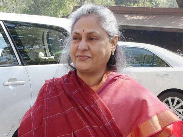 படமா எடுக்கிறாங்க, எங்காவது ஓடிப் போகலாம் போல இருக்கிறது: ஜெயா பச்சன்