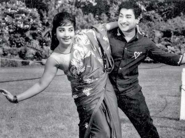 Sivaji Ganesan's 90th birthday special: Sivaji - Jayalalithaa interview