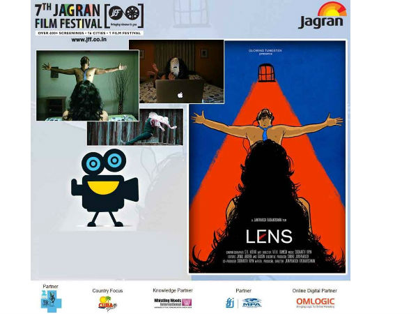 Lens wins best director Award for Jayaprakash Radhakrishnan