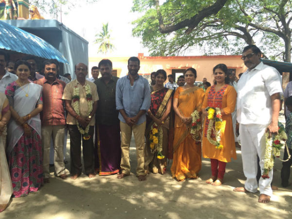 Maaveeran Kittu Movie First Look&Teaser Launch function