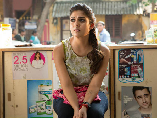 Karthi's revelation makes Nayanthara fans dull