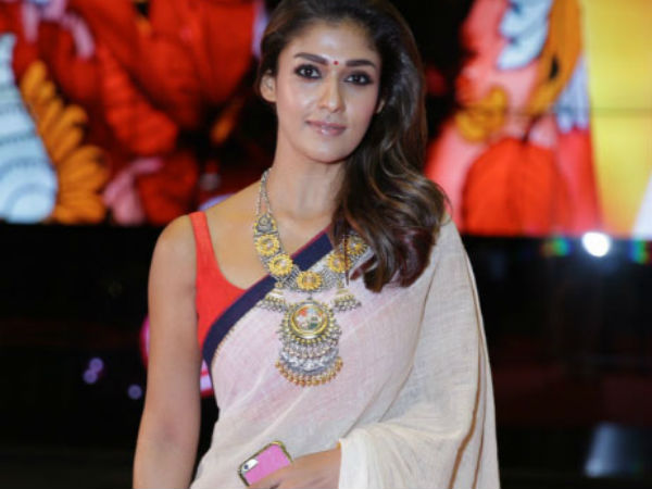 Nayanthara's special party to mother in law