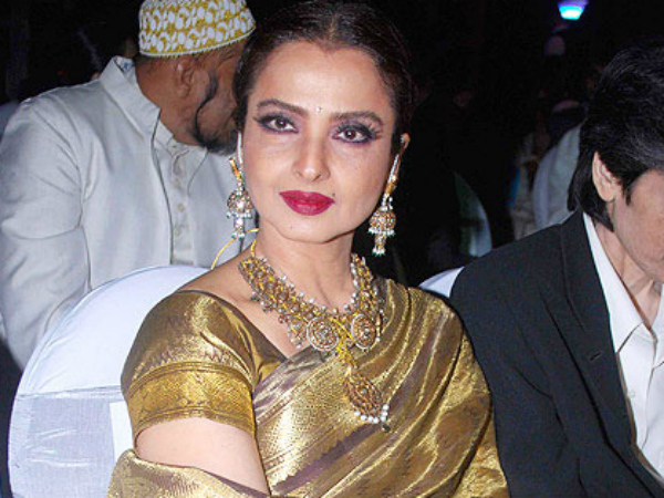 Rekha reveals Aishwarya Rai's beauty secret