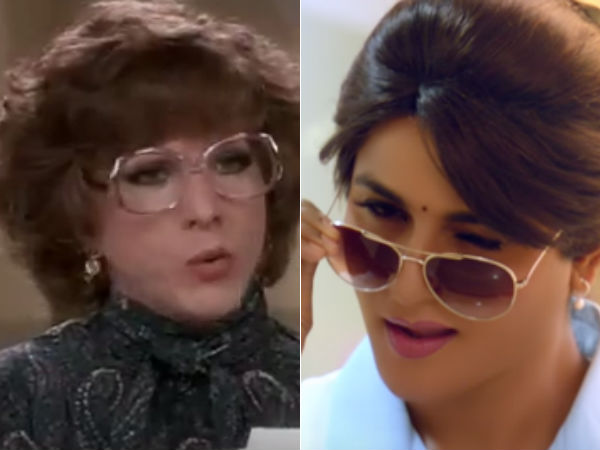 Is Remo a copy of Tootsie?: Explains director