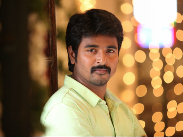 Who is threatening Sivakarthikeyan?