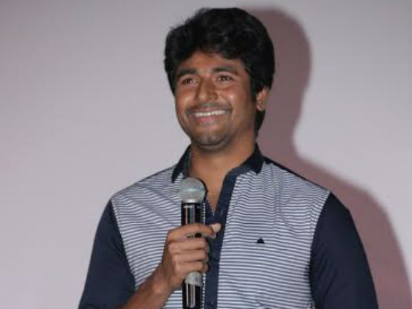 Sivakarthikeyan wants to act as Rajini, Ajith or Vijay's brother