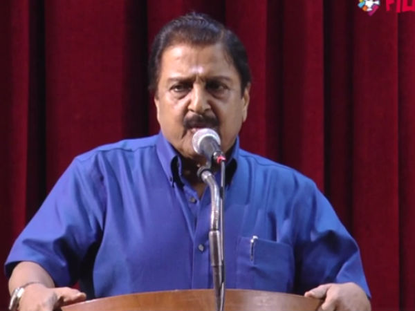 Youths should love and marry their lovers, says Sivakumar