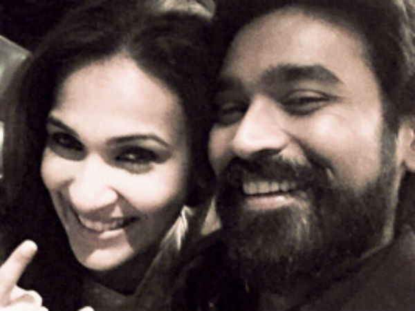 Dhanush to start shooting for Soundarya's movie in November