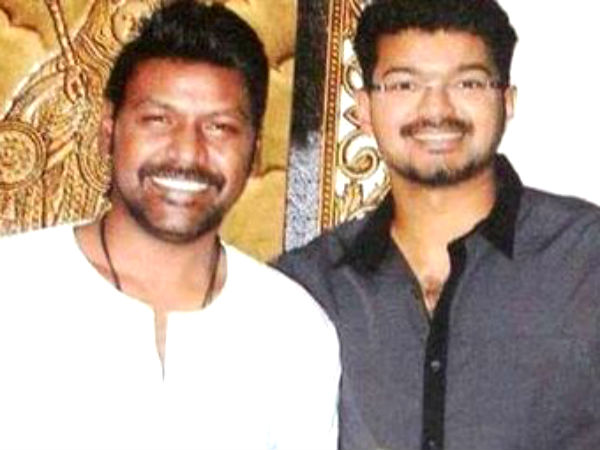 Raghava Lawrence to clash with Vijay in box office