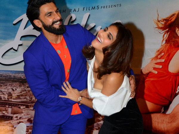 Vaani Kapoor's Oops Moment At Befikre's Song Launch