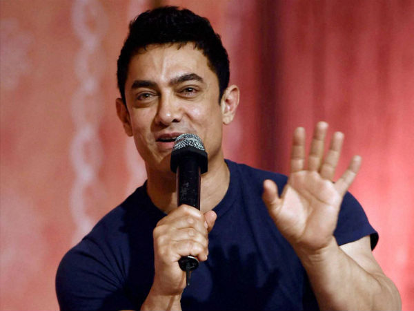 Aamir Khan's fear to comment on Demonitisation