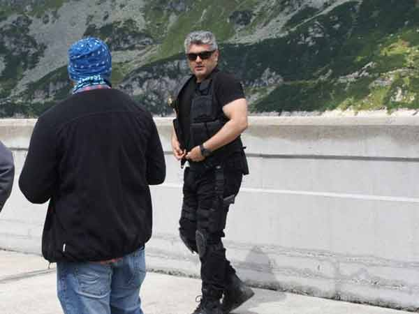 Ajith 57 updates