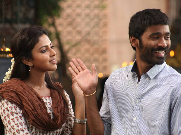 Will Dhanush fulfill Amala's wish of meeting Superstar?