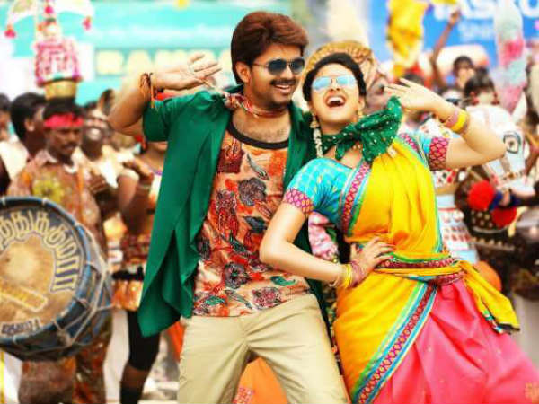 A prayer for the success of Vijay's Bairava