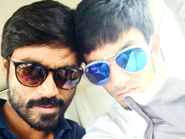 VIP 2: Dhanush not to team up with Anirudh