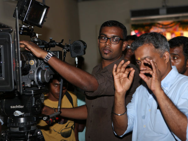 Gautham Menon's witty answer