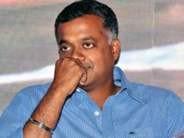 I can't shed tears on stage like Sivakarthikeyan:Gautham Menon
