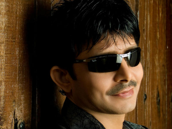KRK calls himself a super star