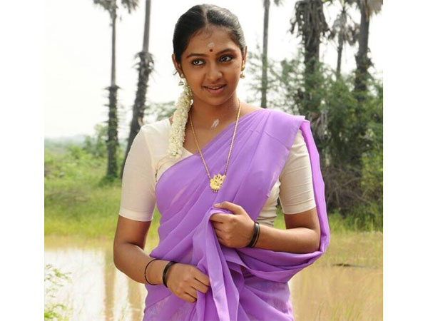 Lakshmi Menon on weight loss mode