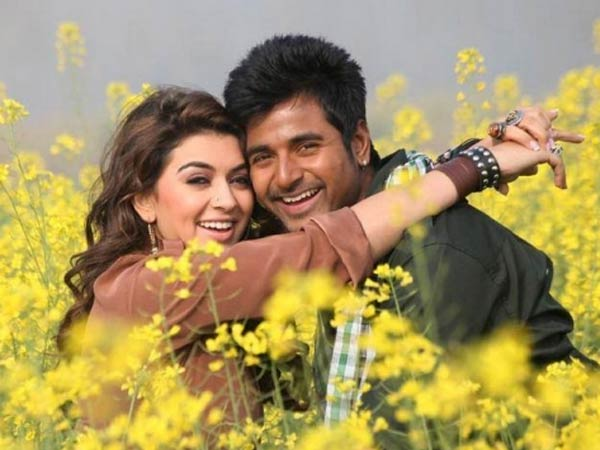 Hansika to team up again with Sivakarthikeyan