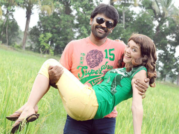 Melnaattu Marumagan gets U after chop a lip lock scene
