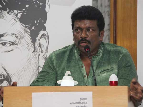 Cinema People must be carefull in all aspects - Ra Parthiban