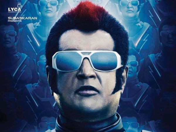 Yes, I'm the Villain in 2.0 - Rajinikanth