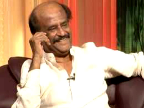 Rajini reaches Mumbai for 2.0 first look launch