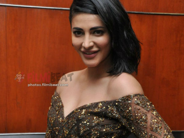 Shruthi Hassan's latest official statement