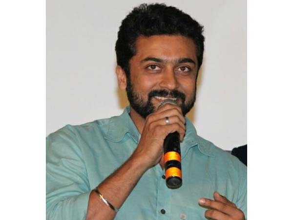 Surya assures Education aid for 3k students