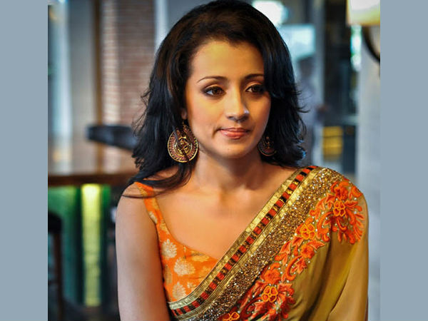 Trisha wants to leave this world while doing her one favourite thing