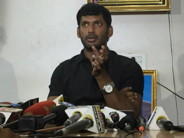 Vishal issue: HC sends notice Tamil Film producers council