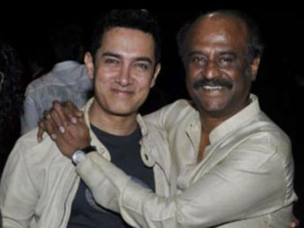 Why Rajinikanth refuses for Aamir Khan?