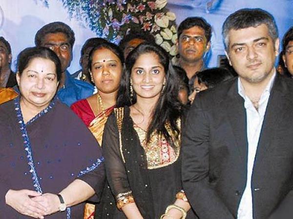 ஜெயலலிதாவின் வாரிசு அஜீத்: புரளியை கிளப்பும் பிற மாநில ஊடகங்கள்