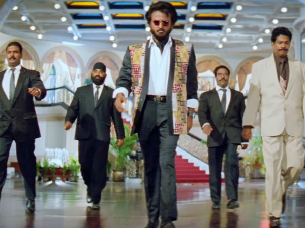 New BGM for Rajinikanth's 'digital' Baasha