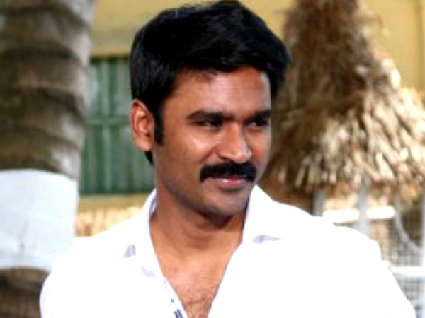 Dhanush wasn't injterested to act in movies, says Kasturiraja