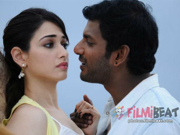 Kaththi Sandai collects Rs 7 cr in the opening weekend