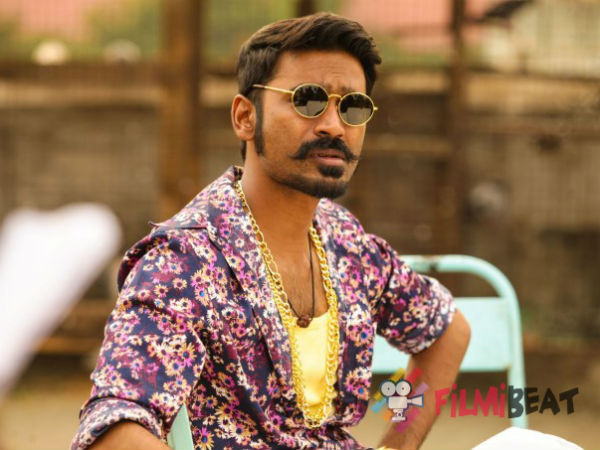 Dhanush to act in Maari 2