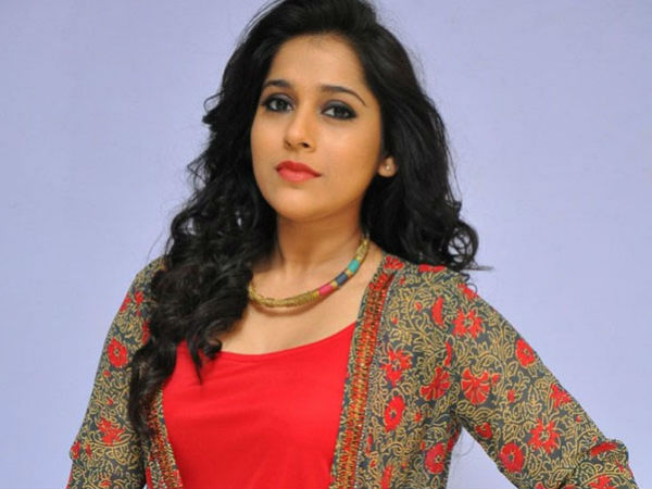 Driver tries to rape me: Says actress Rashmi Gautam