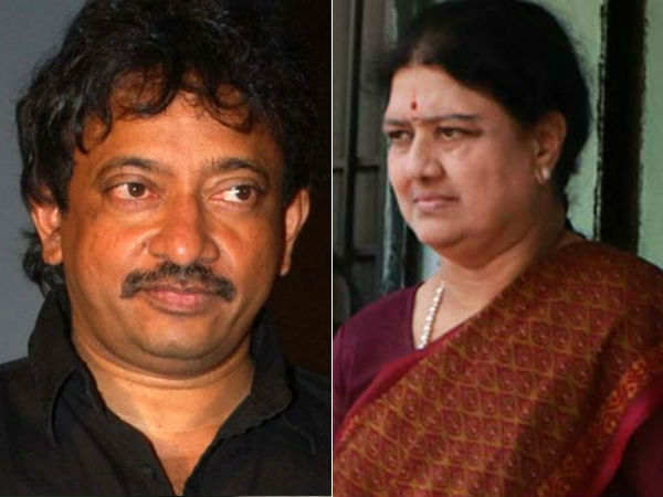 Ram Gopal Varma to make bio pic on Sasikala